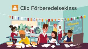 Upptäck Clio Förberedelseklass!