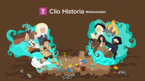 Smygtitta på Clio Historia Mellanstadiet