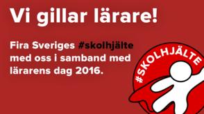 LÄRARENS DAG 2016