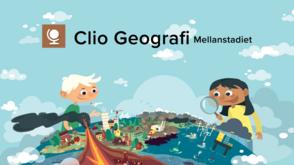 Clio Geografi Mellanstadiet
