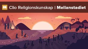 Clio Religionskunskap Mellanstadiet