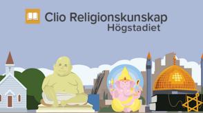 Clio Religionskunskap– bakom kulisserna