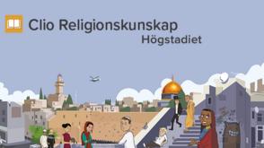 Bakom kulisserna på Clio Religionskunskap