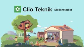 Clio Teknik Mellanstadiet