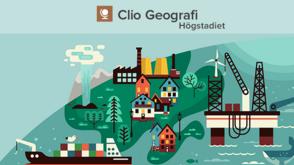 Bakom kulisserna på Clio Geografi