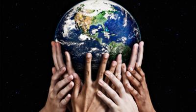 Uppmärksamma jordens dag tillsammans med klassen!