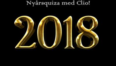 Gratis nyårsquiz för lärare och elever