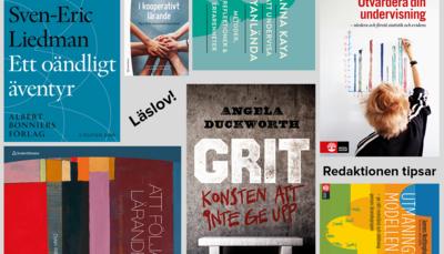 Lästips – de bästa fackböckerna för läslovet