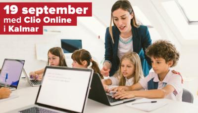 Inspirationskväll om digitala läromedel i Kalmar